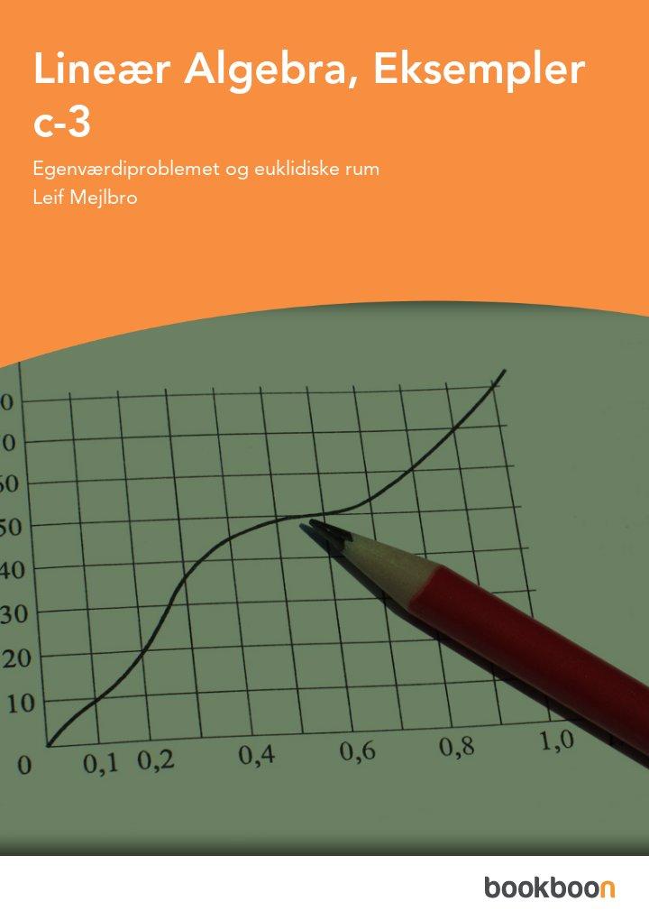 Lineær Algebra, Eksempler c-3
