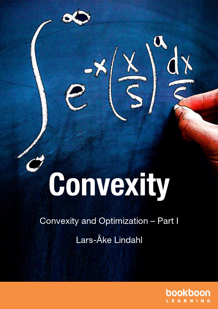 Convexity Convexity and Optimization – Part I icon