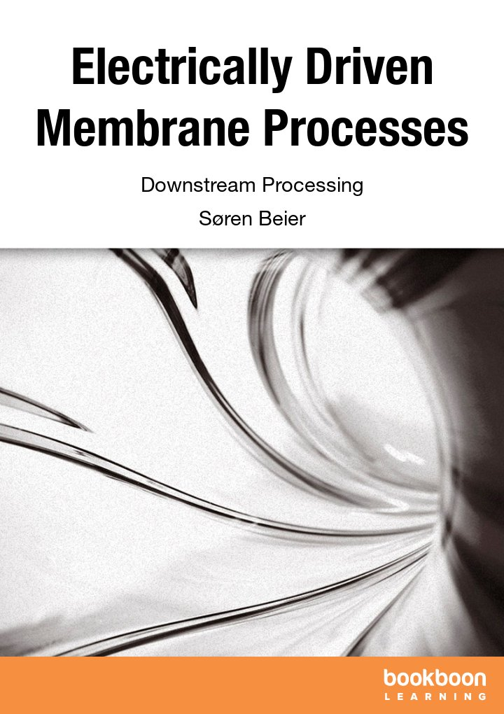 Electrically Driven Membrane Processes