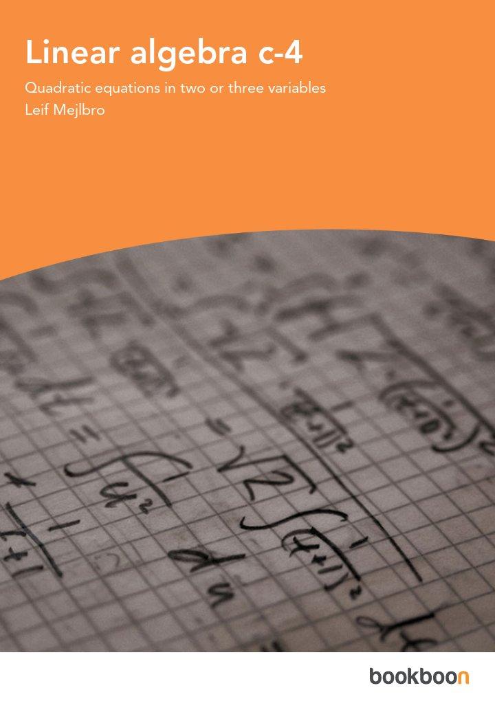Linear algebra c-4