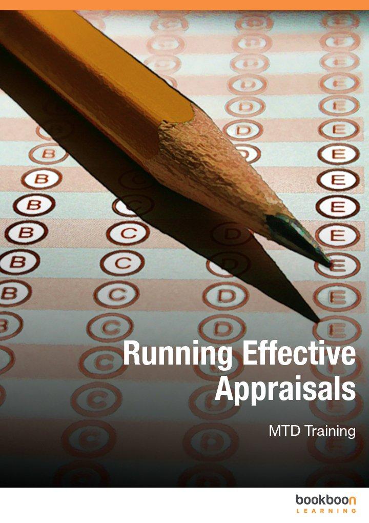 Running Effective Appraisals