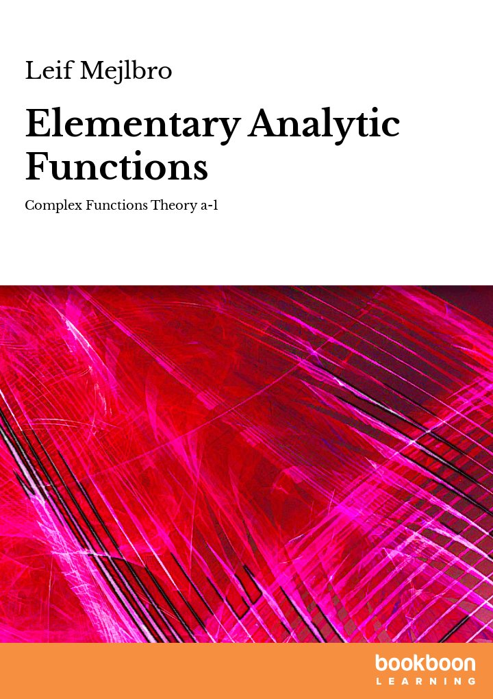 Elementary Analytic Functions