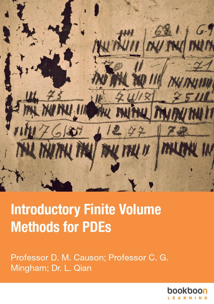 Introductory Finite Volume Methods for PDEs