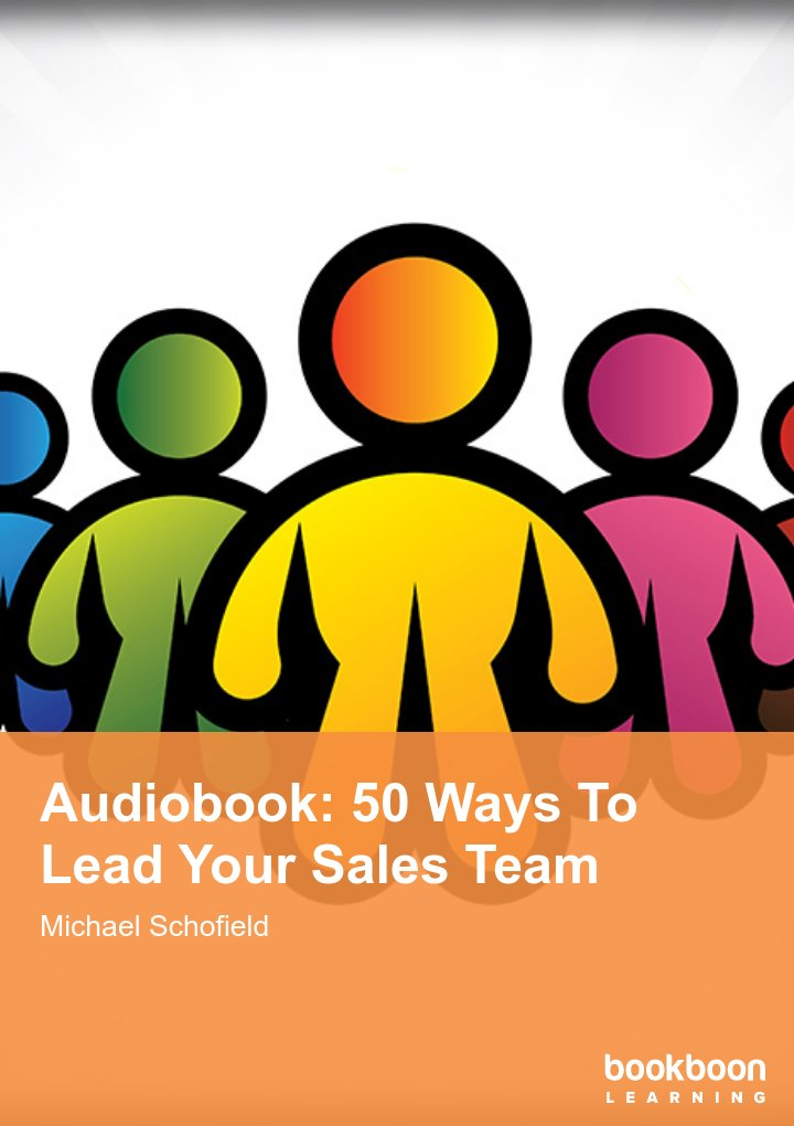 Audiobook: 50 Ways To Lead Your Sales Team