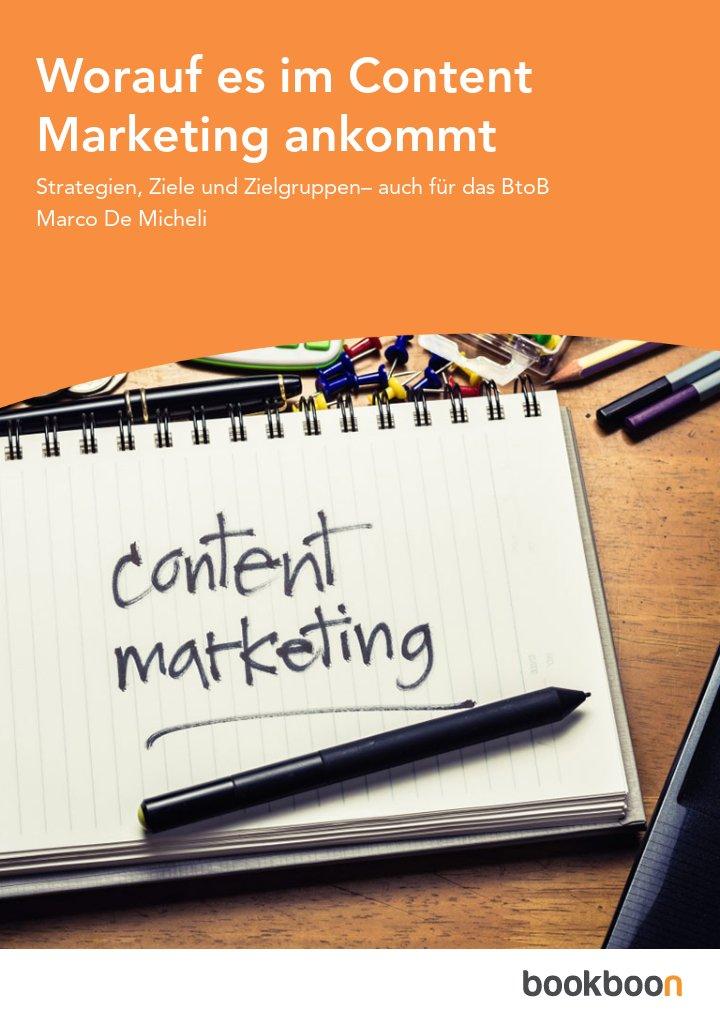 Worauf es im Content Marketing ankommt