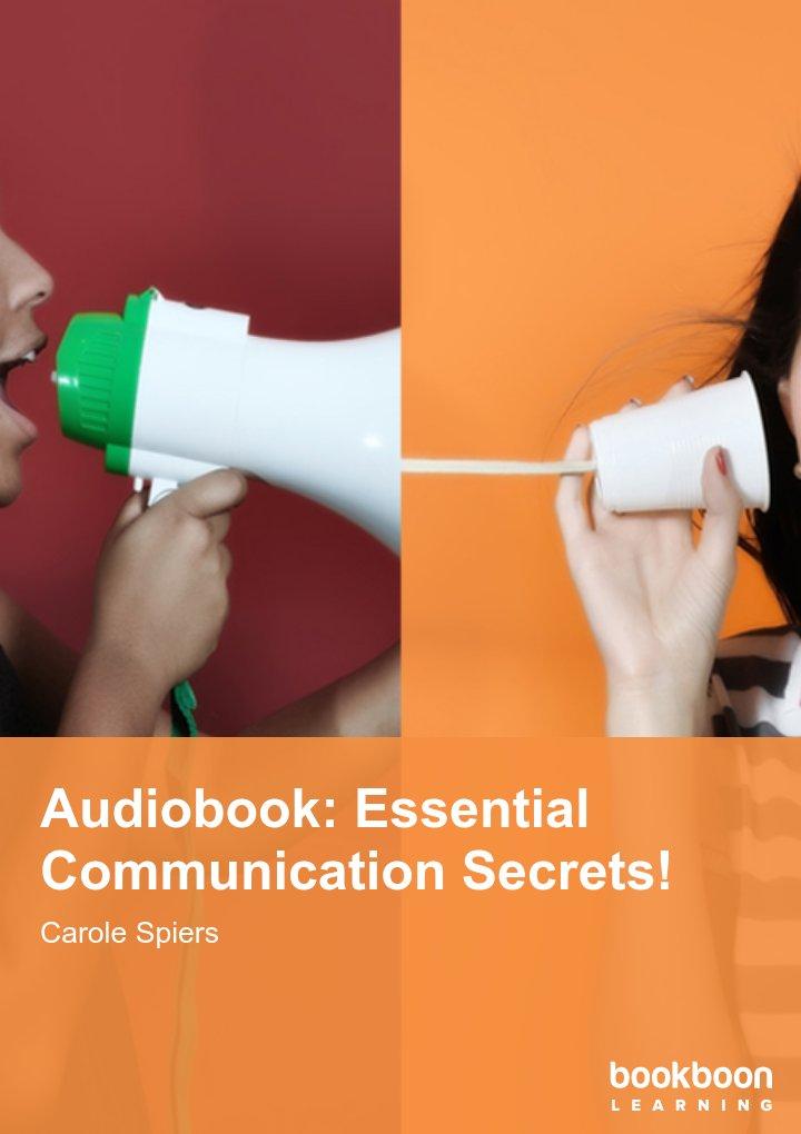 Audiobook: Essential Communication Secrets!