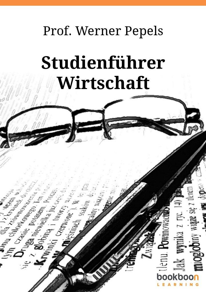 Studienführer Wirtschaft