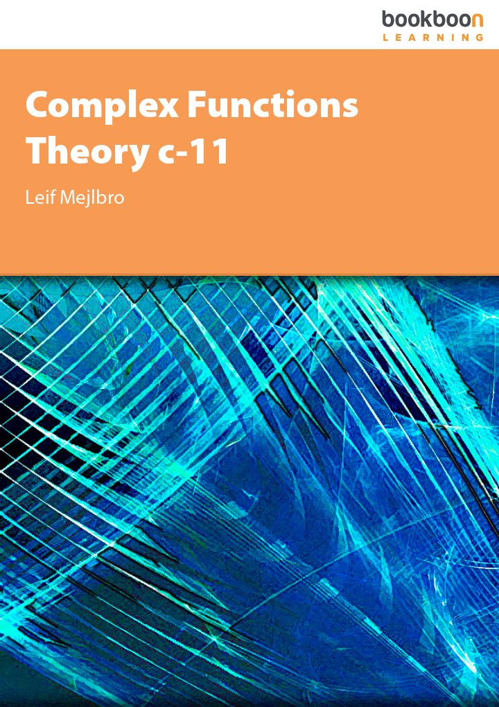 Complex Functions Theory c-11