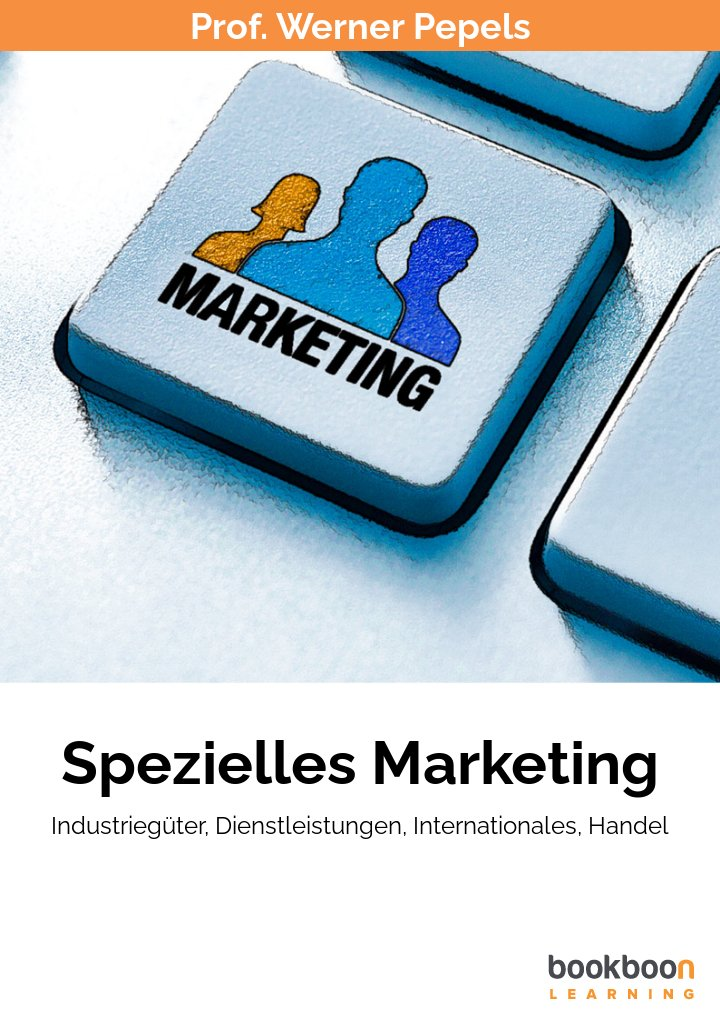 Spezielles Marketing