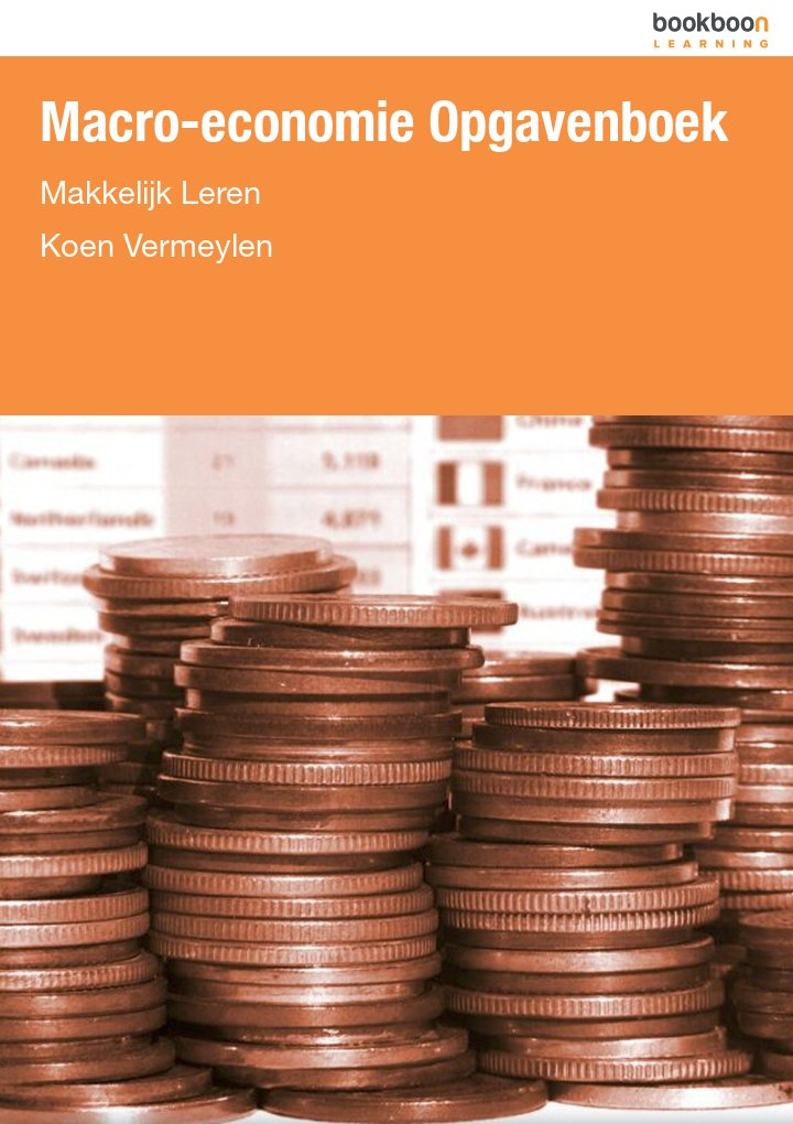 Macro-economie Opgavenboek