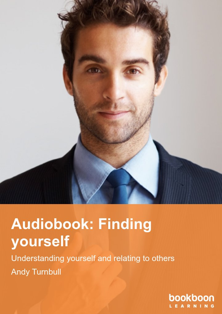 Audiobook: Finding yourself