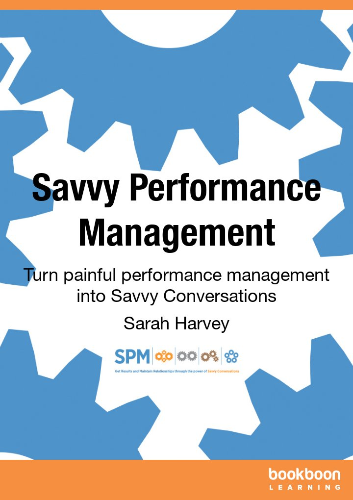 Savvy Performance Management
