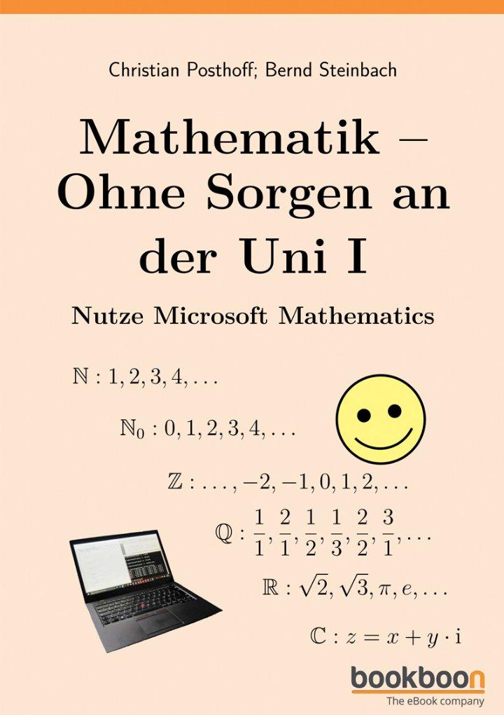 Mathematik – Ohne Sorgen an der Uni I