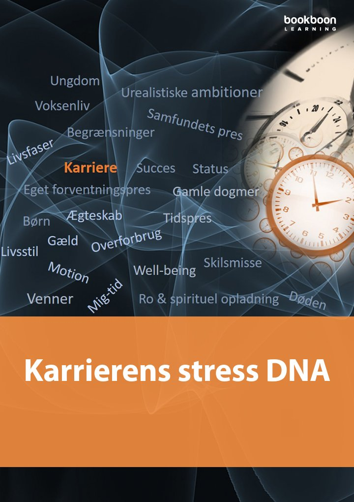Karrierens stress DNA