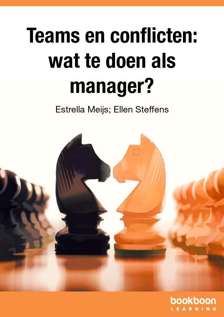 Teams en conflicten: wat te doen als manager?