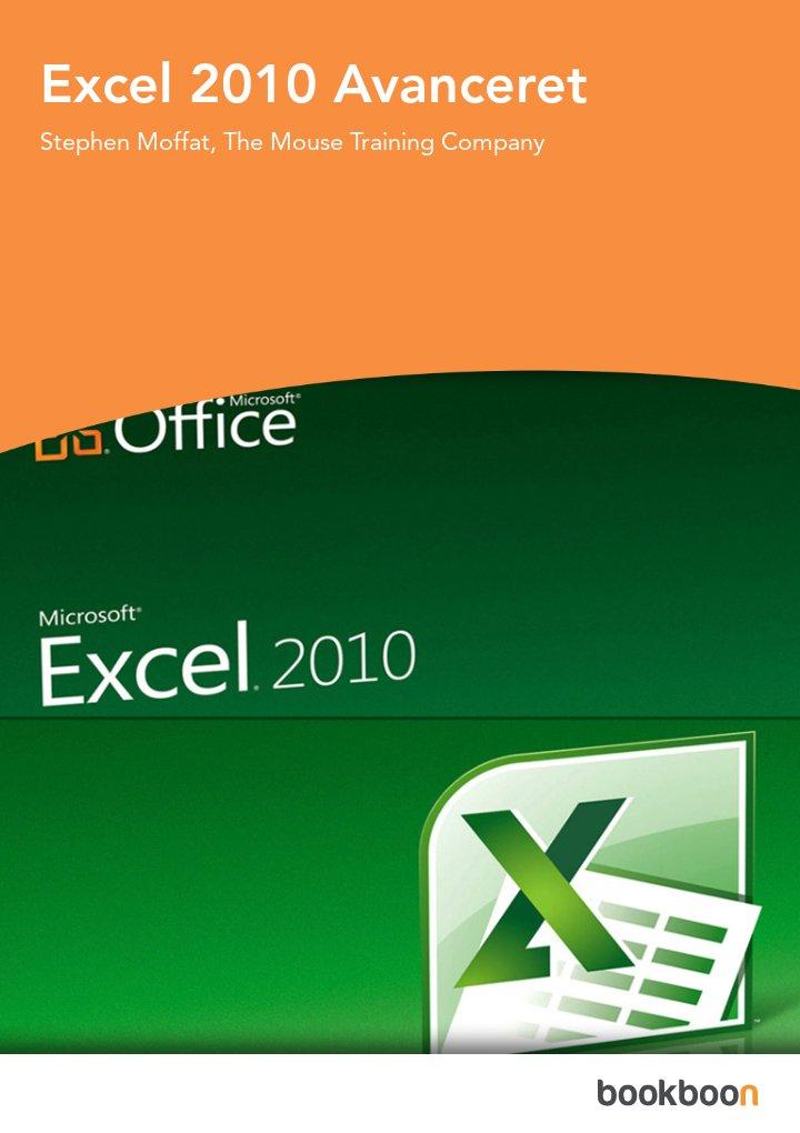 Excel 2010 Avanceret