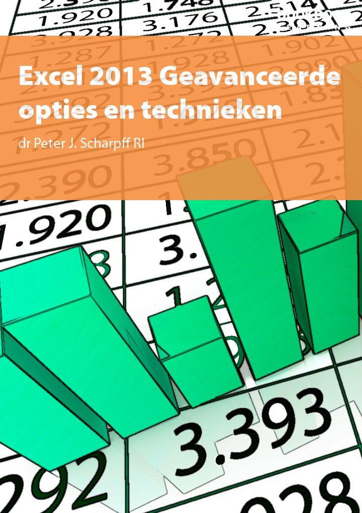 Excel 2013 Geavanceerde opties en technieken