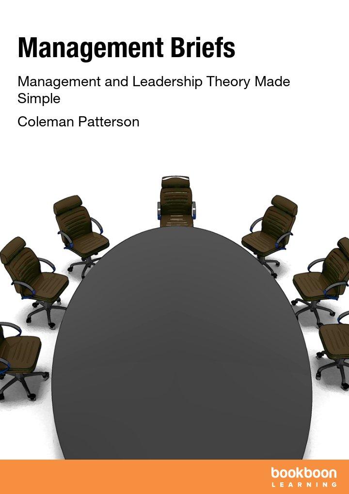 Management Briefs