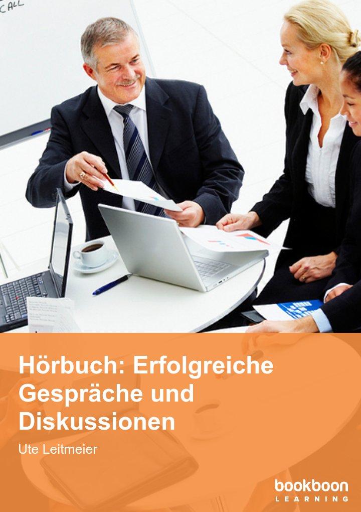 Hörbuch: Gespräche und Diskussionen erfolgreich fü