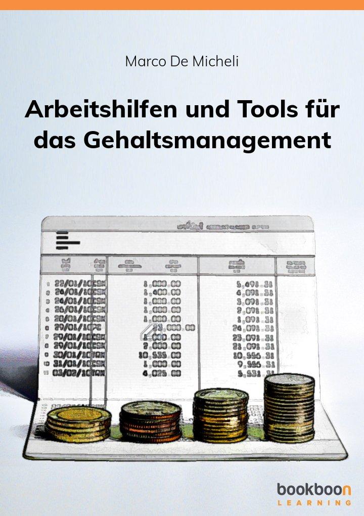 Arbeitshilfen und Tools für das Gehaltsmanagement