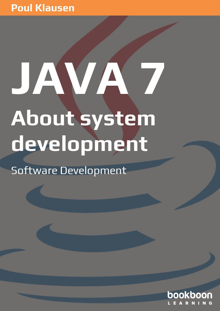 Java 7: About system development