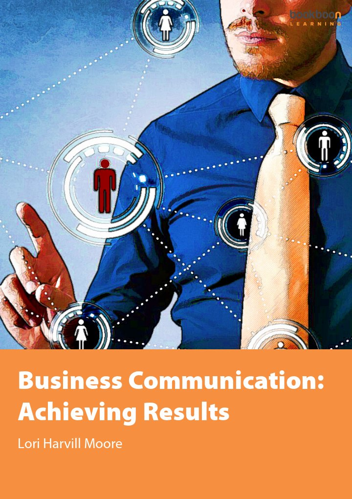 """Business Communication - Achieving Results"" icon"