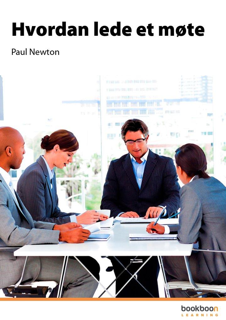 Hvordan lede et møte