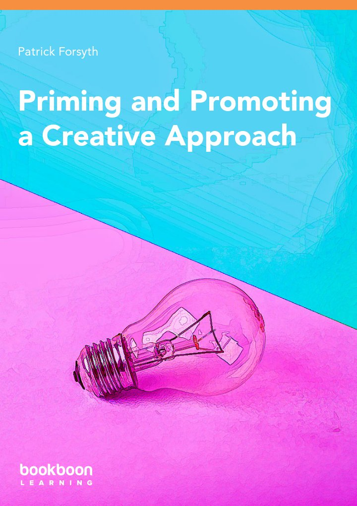 Priming and Promoting a Creative Approach