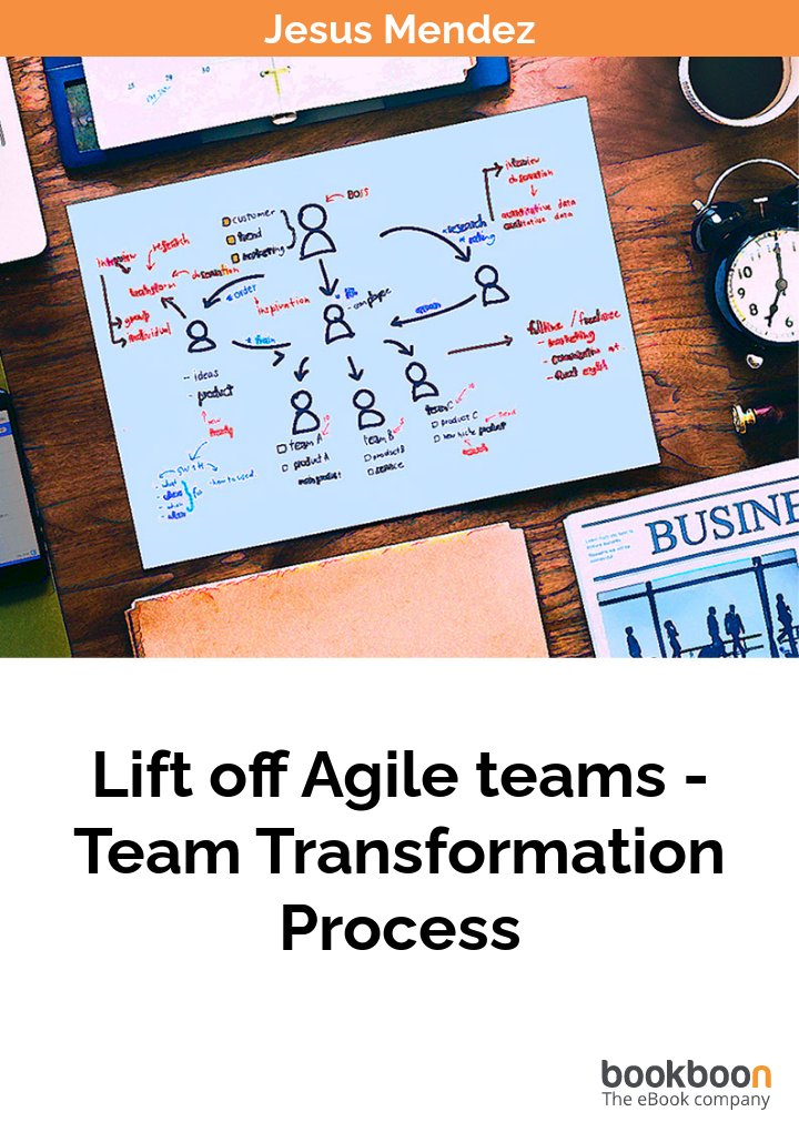 Lift off Agile teams – Team Transformation Process