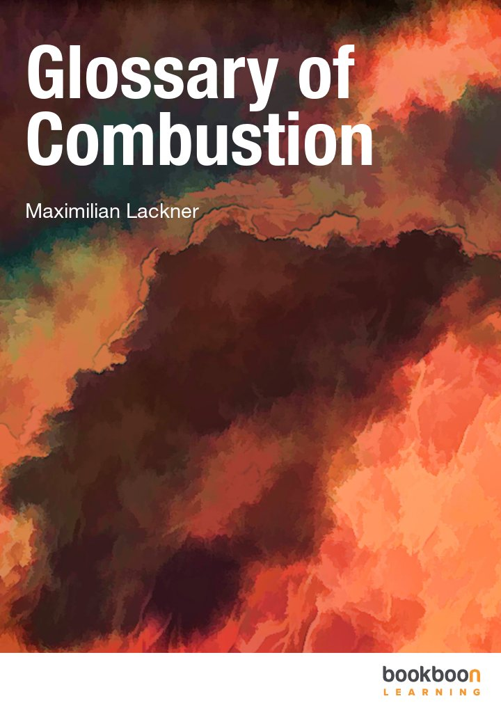 Glossary of Combustion