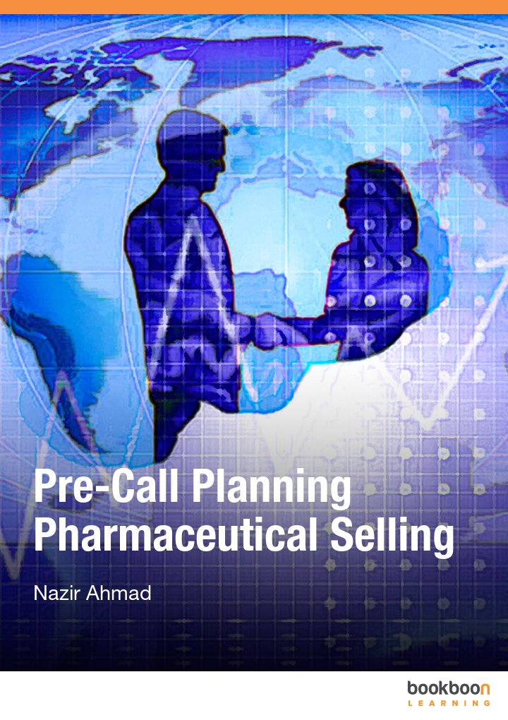 Pre-Call Planning Pharmaceutical Selling