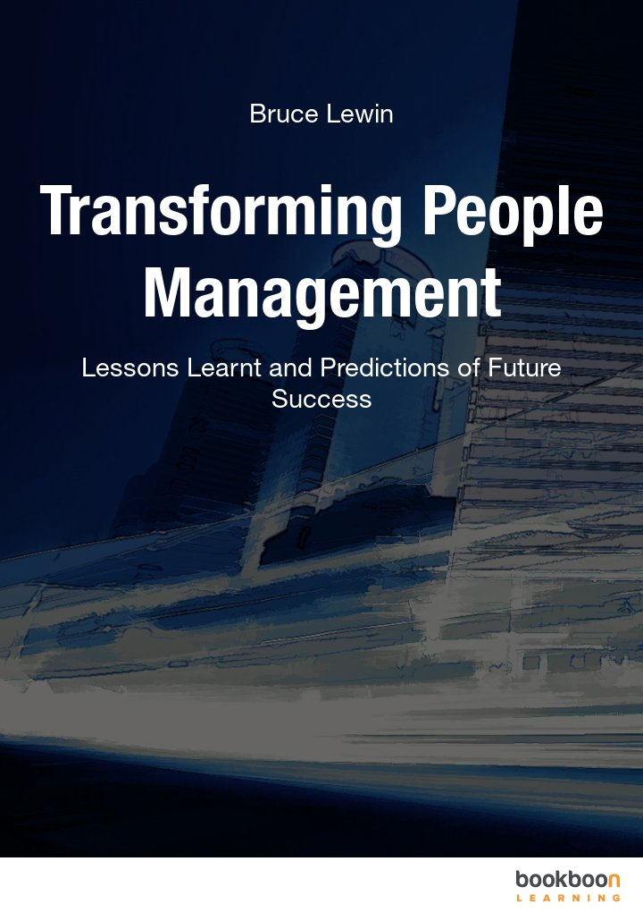 Transforming People Management