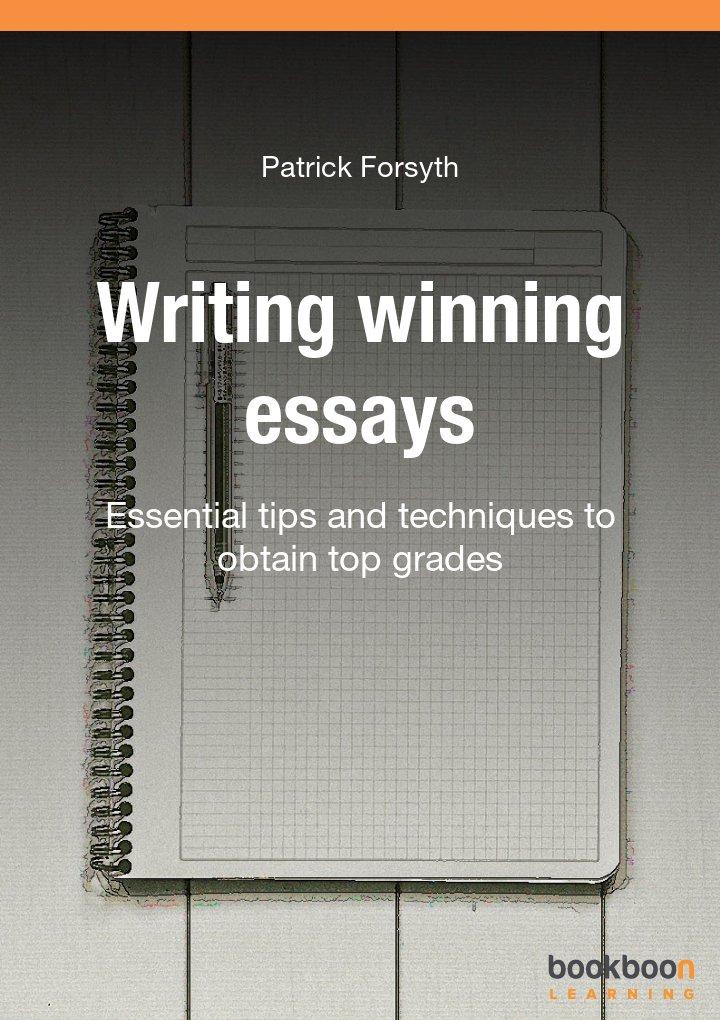 Writing winning essays