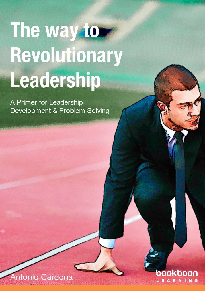 """The way to Revolutionary Leadership -  A Primer for Leadership Development & Problem Solving"" icon"