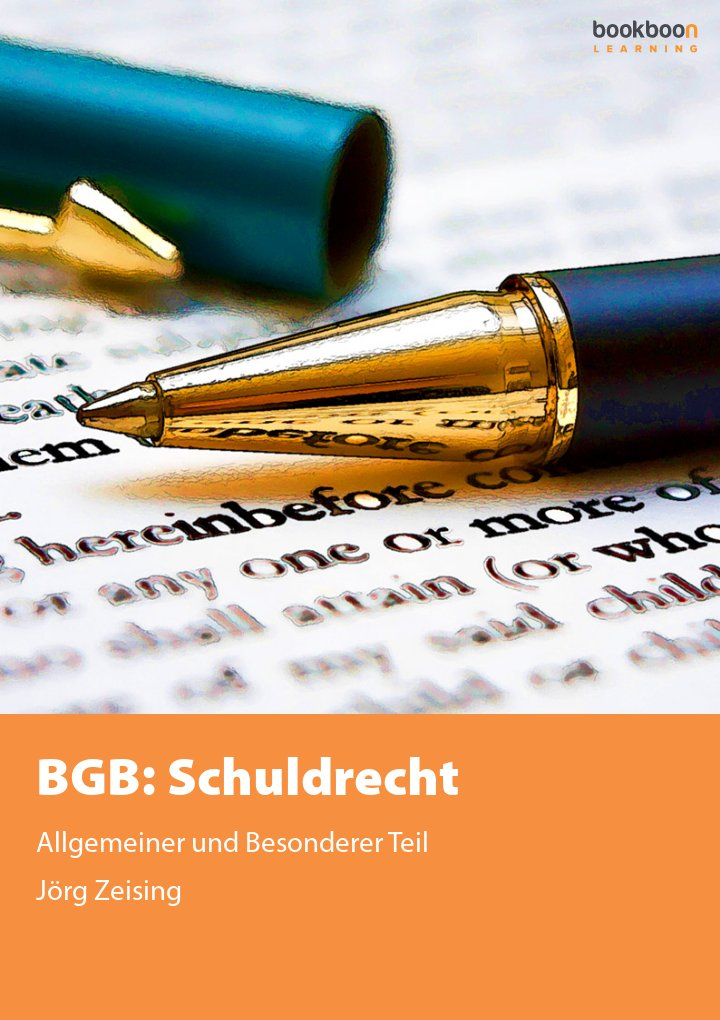 BGB: Schuldrecht