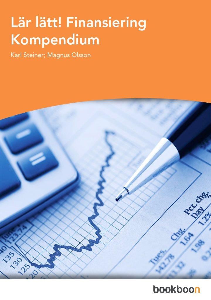 Lär lätt! Finansiering Kompendium