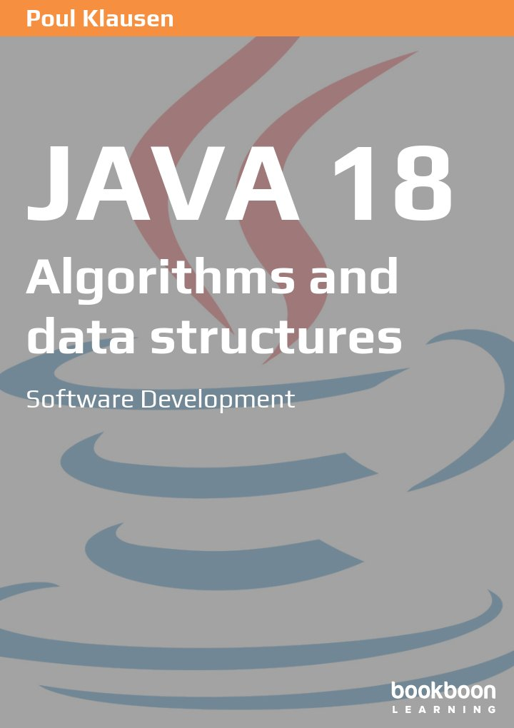 Java 18: Algorithms and data structures