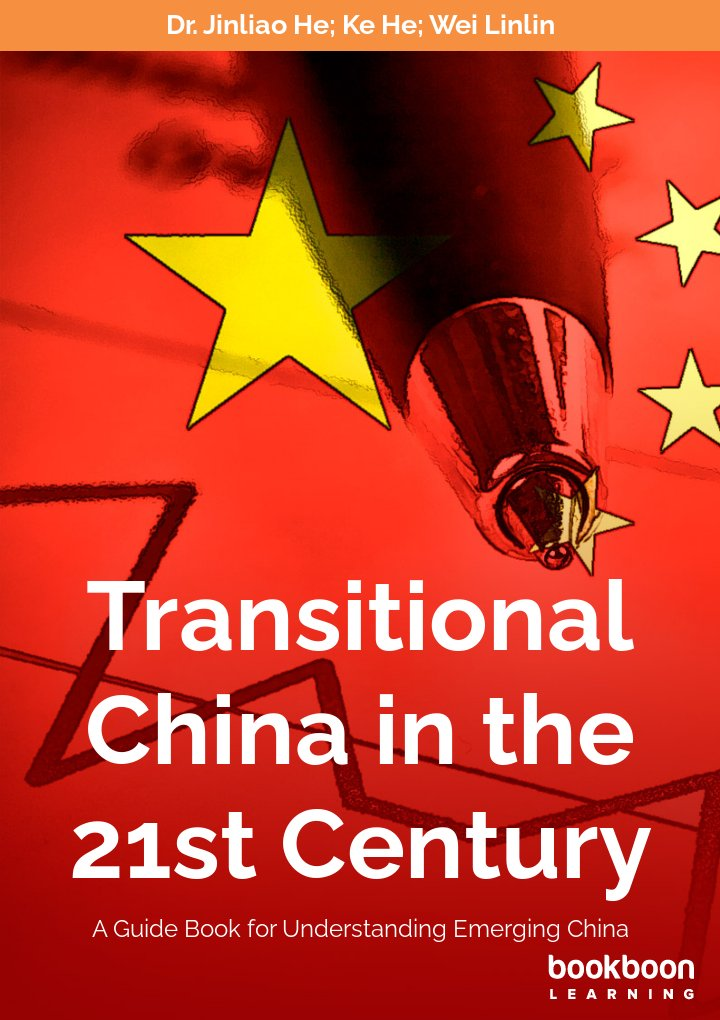 Transitional China in the 21st Century A Guide Book for Understanding Emerging China
