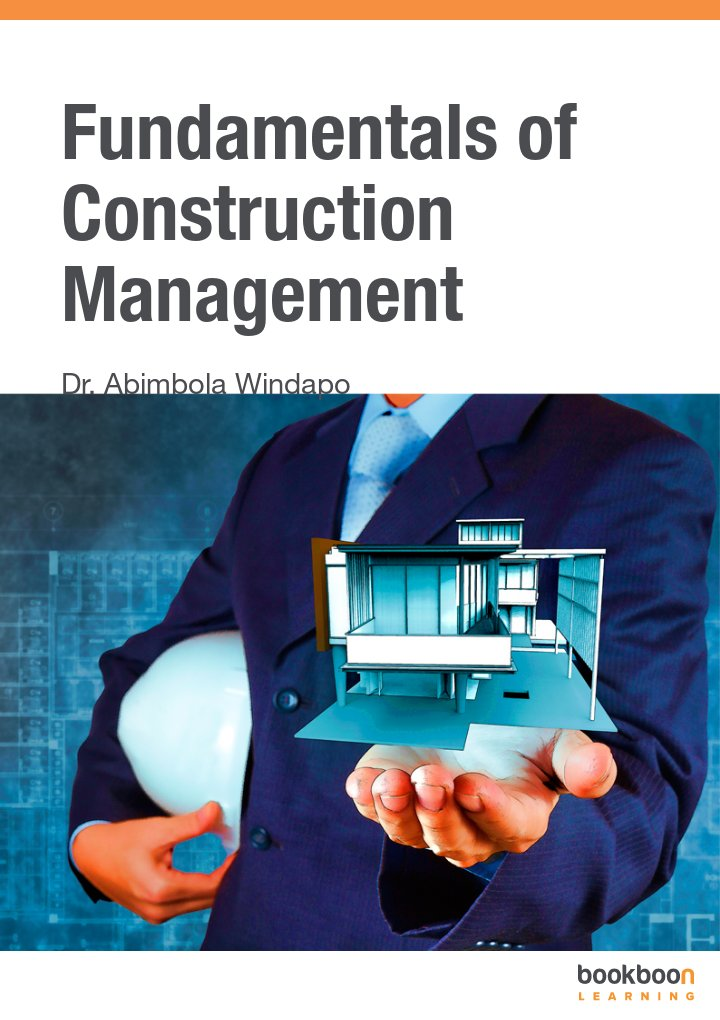 Fundamentals of construction managementg fandeluxe Images