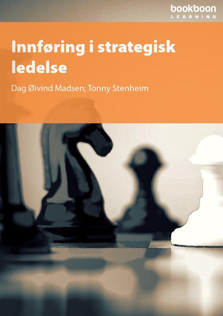 Innføring i strategisk ledelse