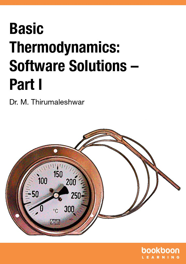 Basic Thermodynamics: Software Solutions – Part I