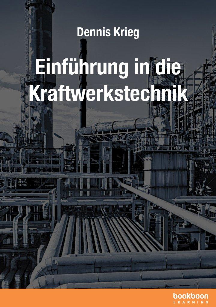 Einführung in die Kraftwerkstechnik