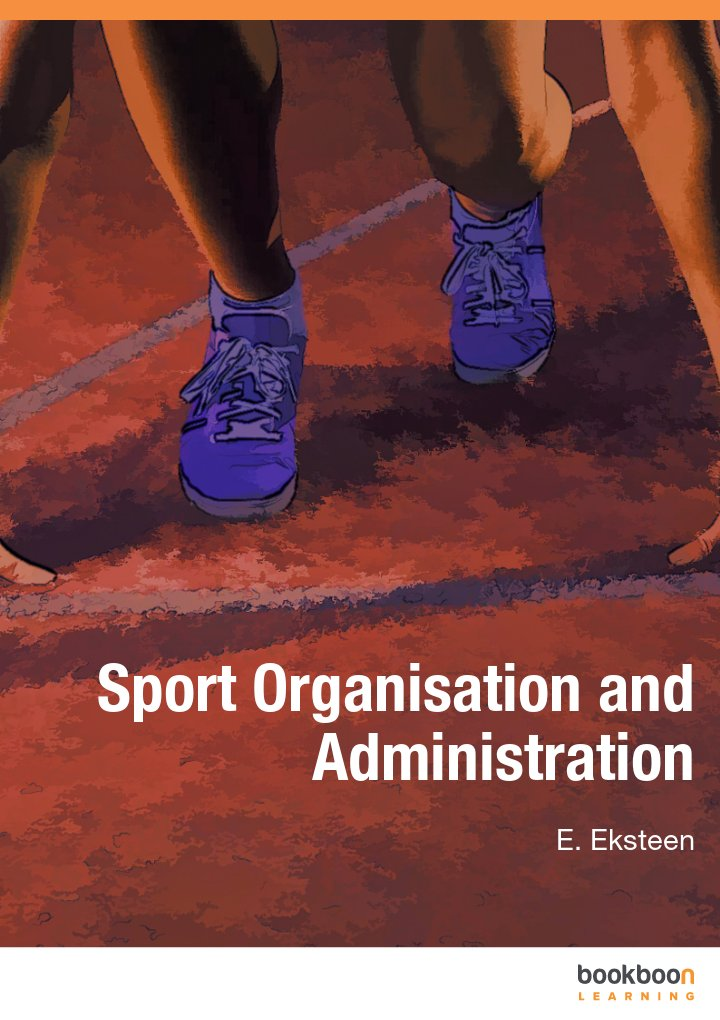 Sport Organisation and Administration