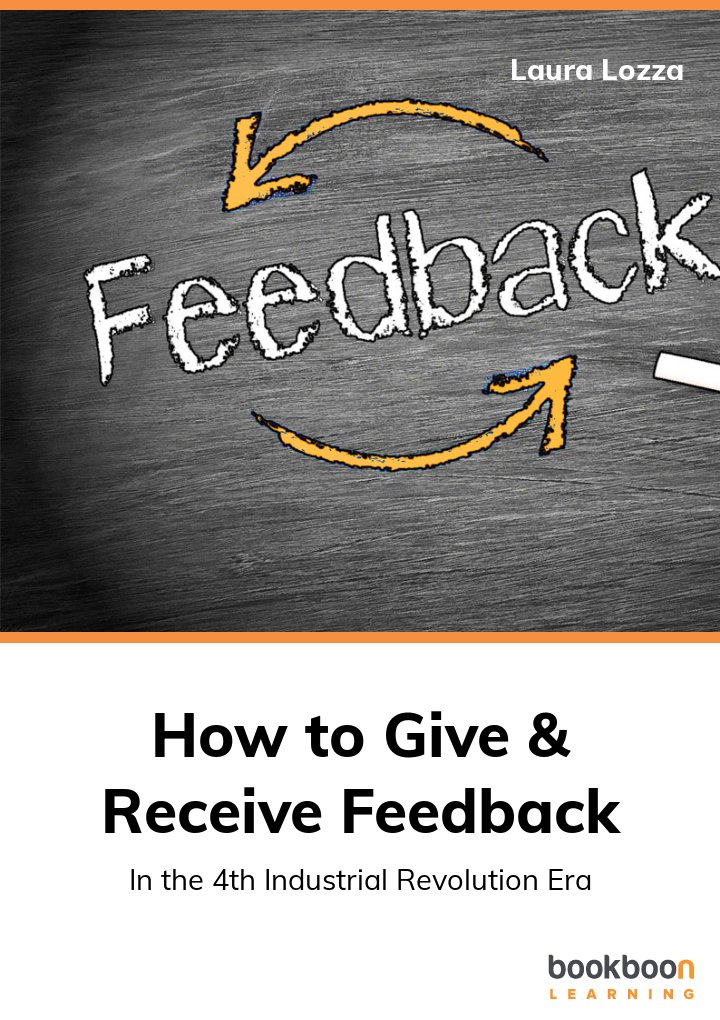 """How to Give & Receive Feedback In the 4th Industrial Revolution Era"" icon"