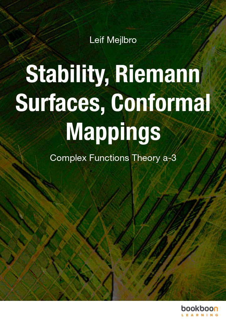 Stability, Riemann Surfaces, Conformal Mappings
