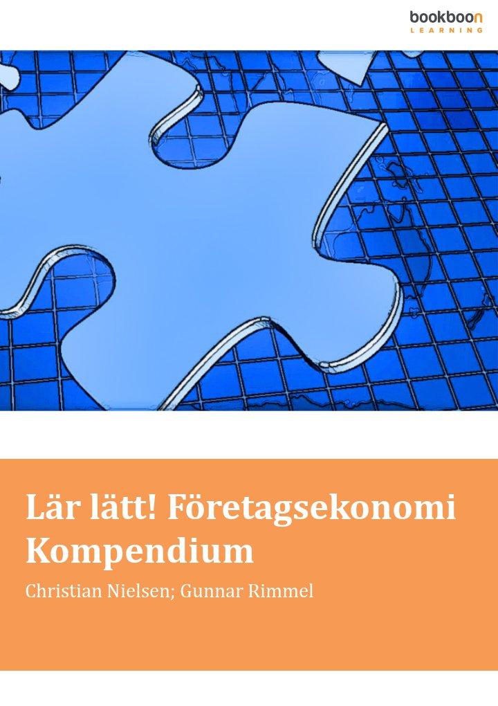 Lär lätt! Företagsekonomi Kompendium
