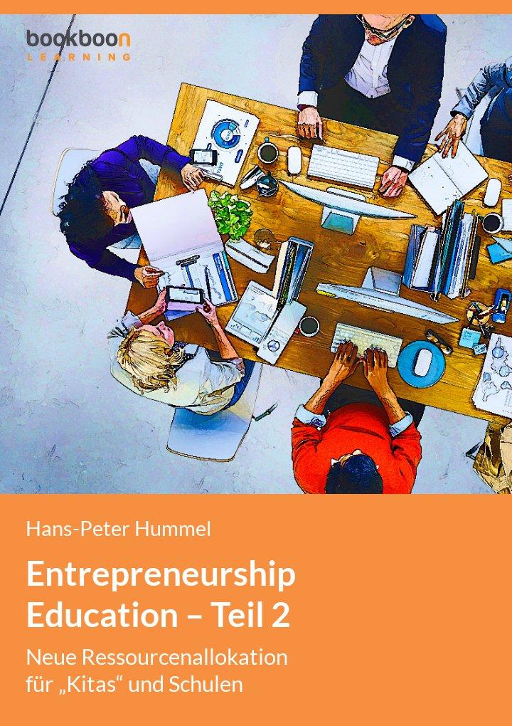 Entrepreneurship Education – Teil 2