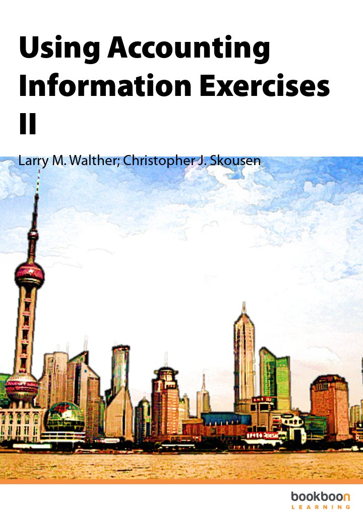 Accounting principles using accounting information exercises ii fandeluxe Image collections