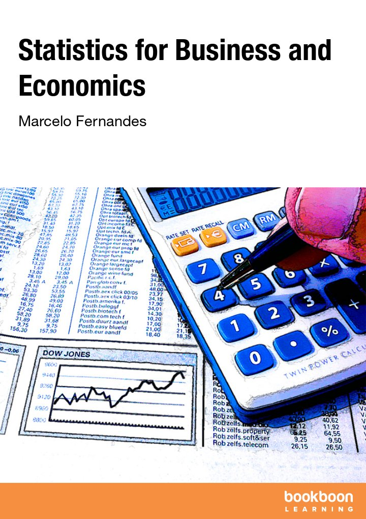 statistics for business and economics The latest market-leading text from respected authors anderson, sweeney and  williams, statistics for business and economics, eleventh edition, introduces.