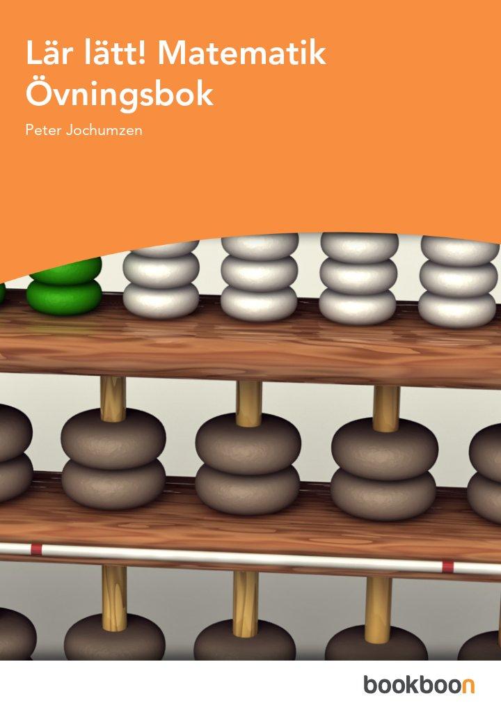 Lär lätt! Matematik Övningsbok